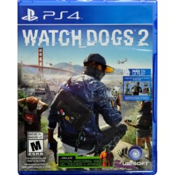 Juego Watch Dogs 2 - PS4