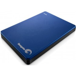 HD Externo Seagate 2TB Backup Slim Portable USB 3.0 PC Mac iOS e Android - (STDR2000102)