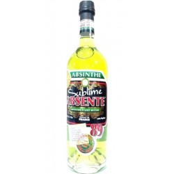 Absinto Sublime Absente 89 % 700 ml.
