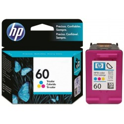 Cartucho de Tinta HP CC643WL 60 6.5ml Color