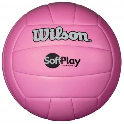 Bola de Vôlei Wilson SoftPlay Technology WTH3501XPNK