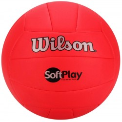 Bola de Vôlei Wilson SoftPlay Technology WTH3501XRED