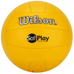 Bola de Vôlei Wilson SoftPlay Technology WTH3501XYELL