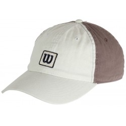 Boné Wilson Performance Headwear 2012-11B Stone/Brown