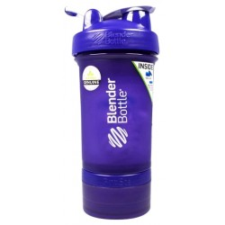 Copo Blender Bottle Pro Stak 500mL Roxo