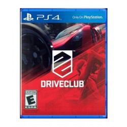 Juego DriveClub - PS4