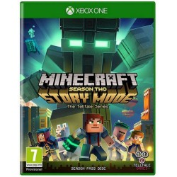 Jogo Minecraft Season Two Story Mode The Telltale Series-XboxOne