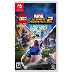 Juego Lego Marvel Super Heroes 2 - Nintendo Switch