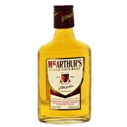 Whisky Macarthurs Blended 200mL