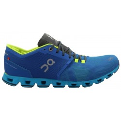 On Running Cloud X 000020.4045 - Water/Blues (Masculino)