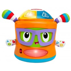 Robô Fisher Price Franky Bot FDV63