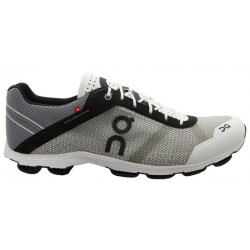 Calzado On Running Cloudrush 17.0000 - Black/White (Masculino)