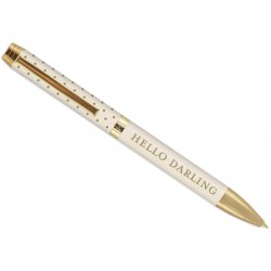 Caneta Graphique de France Hello Darling GP2050 Preto