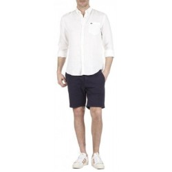 Camisa Lacoste Regular Fit CH6297 00 001 Masculina