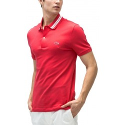 Camisa Polo Lacoste Slim Fit PH2026 21 FMT Masculina