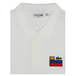 Camisa Polo Lacoste Slim Fit PH9810 21 001 Masculina