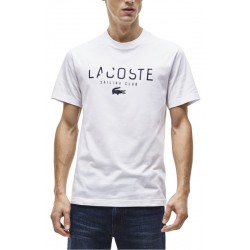 Camiseta Lacoste Regular Fit TH5022 21 522 Masculino