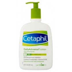 Lotion Cetaphil Daily Advance With Shea Butter 473mL
