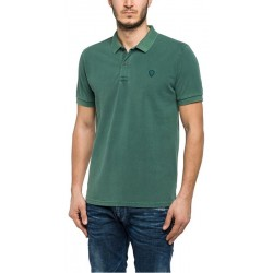 Camiseta Polo Replay M3352.22450V.977 (Masculina)