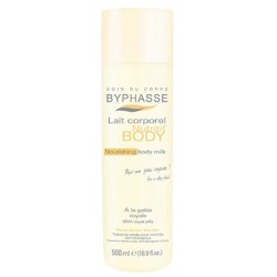 Body Loção Corporal Byphasse Geleia Real 500mL