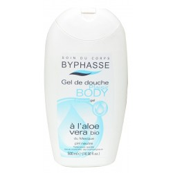 Gel de Banho Byphasse Aloe Vera du Mexique 500mL