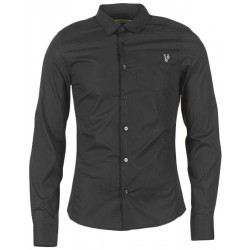 Camisa Versace Pop Stretch Tan B1GQB6E1 24454 899 - Masculino