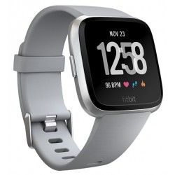 SmartWatch Fitbit Versa Cinza (Small/Large)
