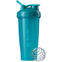 Blender Bottle Classic 800ml - Turquesa