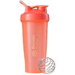 Blender Bottle Classic 800ml - Coral