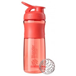 Blender Bottle Sport Mixer 800ml - Coral