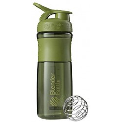 Blender Bottle Sport Mixer 800ml - Verde