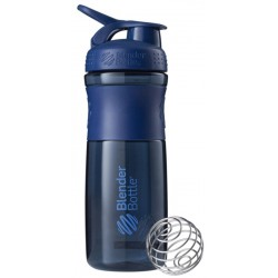 Blender Bottle Sport Mixer 800ml - Navy