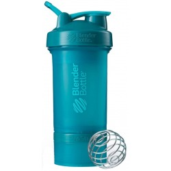 Blender Bottle ProStak 800ml - Turquesal