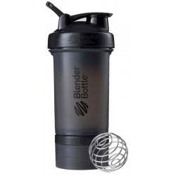 Blender Bottle ProStak 800ml - Preto
