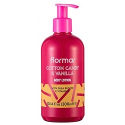 Body Lotion Flormar Cotton Candy & Vanilla 300mL