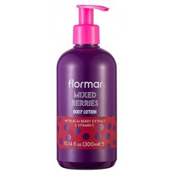 Body Lotion Flormar Mixed Berries 300mL