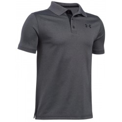 Camisa Polo Under Armour Boys Match Play 1290341 090 - Masculino