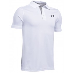 Camisa Polo Under Armour Boys Match Play 1290341 100 - Masculino