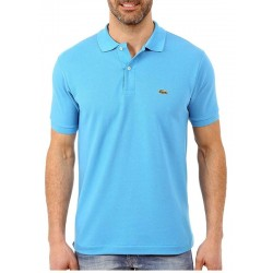 Camisa Polo Lacoste Classic Fit L1212 21 ZBA - Masculina