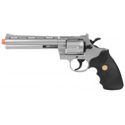 Revolver Airsoft Galaxy G.36S Spring Silver BBS 6mm