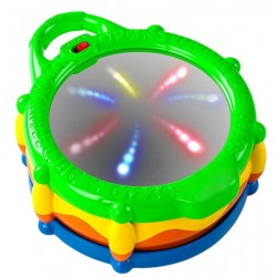 Tambor Musical Infantil Kids II Bright Starts Light up Drum 52179
