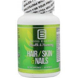 Suplemento Good Energy Hair/Skin & Nails 60 Capsulas