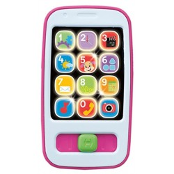 Smart Phone de Aprendizagem Fisher-Price DKK12