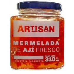 Mermelada Artisan de Aji Fresco - 310mL