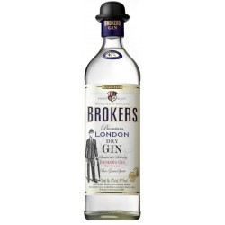 Gin Broker's London Dry 750mL