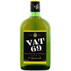 Whisky VAT 69 - 357mL