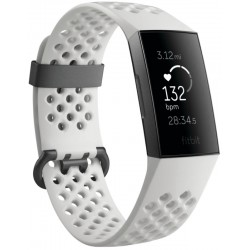 Pulsera Deportiva Fitbit Charge 3 Blanca