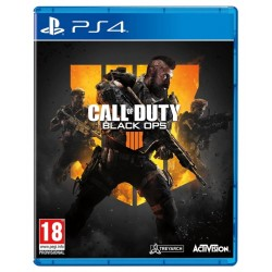 Juego Call Of Duty Black Ops 4 - PS4