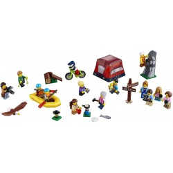 Lego City People Pack Outdoor Adventures 60202 - 164pcs