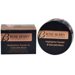 Iluminandor Rose Berry Highlighter - 18g